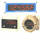 Large Display Temperature Meters