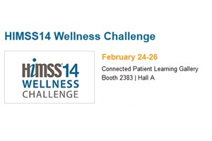 HIMSS14 Challenges Attendees To Manage Personal Health