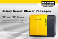 Rotary Screw Blower Packages Brochure