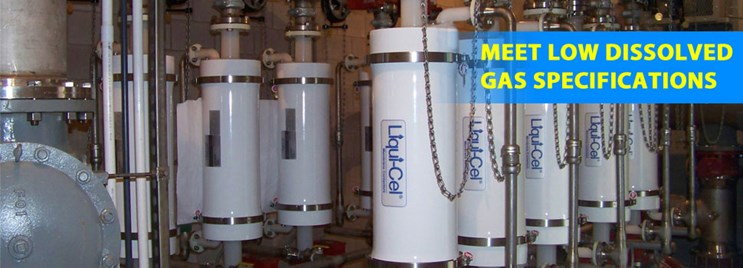 Advanced Dissolved Gas Control