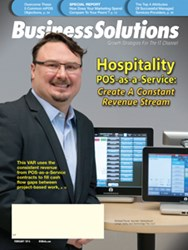 February 2016 Issue Table Of Contents