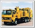 AL 700 , Truck-Mounted Striper