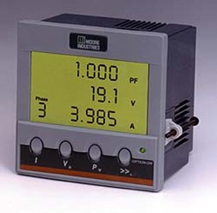 PPM AC Power Monitor and Display
