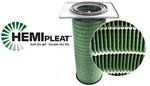 MERV 15/16 HemiPleat™ Filter Technology
