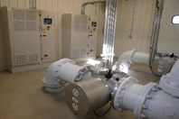 New Castle, DE Replaces Open Channel UV With A Safer, More Efficient Neptune Benson ETS- Ultra Violet Disinfection System