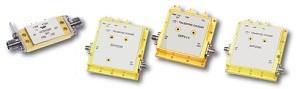 3 To 63 Watt GaN Broadband Amplifiers