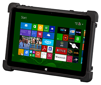 The New XTablet Flex 10 Is Latest And Greatest Product From Windows Tablet Veterans MobileDemand Not Only Thin Light At