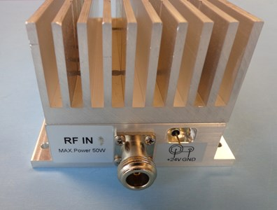 Safe-Guard RF Switch