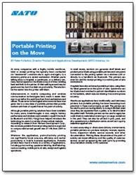 Portable Printing