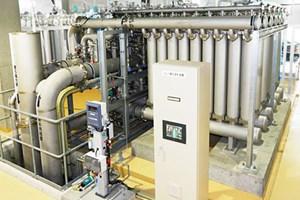 Ceramic Membrane Filtration System