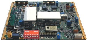 UHF Telemetry Data Transceiver: RF-U-3545-TR-1