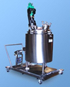 100 Gallon Sanitary Mixing Vessel