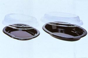 Plastic Deep Dish Platters