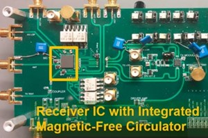 First On-Chip RF Circulator That Doubles WiFi Speeds -- With A Single Antenna