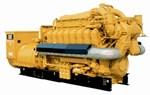 Power Generation - Gas Generator Set - Cat G3516C