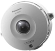 Panasonic 360° Panoramic Megapixel Dome Camera