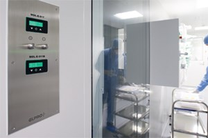 A Reliable Central Monitoring Solution For Cleanrooms