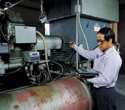 Predictive preventative maintenance and total motor management for Dreisilker electric motors inc
