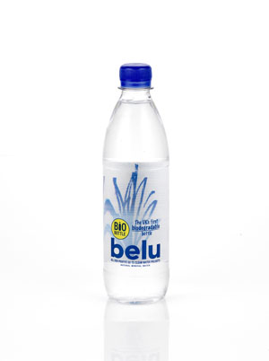 The UK's First Compostable Bottle - Made From Corn!