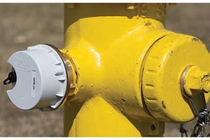 Hydrant Pressure Impulse Recorder
