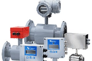 ModMAG® M-Series® Electromagnetic Flow Meters