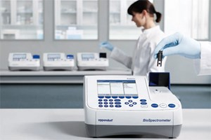 Photometer With UV And Vis Measurements: BioSpectrometer®