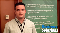 Webroot Discusses Security At Channel Transitions East