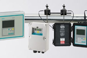 Ultrasonic Flow Meters - Clamp-on