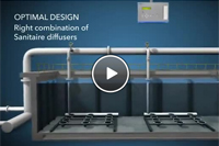 Sanitaire Aeration System Video