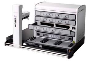 Automated Incubator for Assays: BioSpa 8