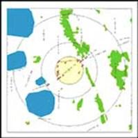 EDR Radius Map Report