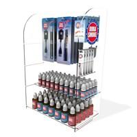 DuraSmoke Counter Merchandiser