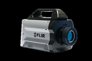 The World's Fastest 640 x 512 Resolution IR Camera: FLIR X6900sc