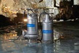 Corrosion Resistant Dewatering Pumps: Flygt 2700 Series