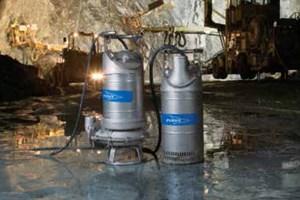 Corrosion Resistant Dewatering Pumps: Flygt 2700 Series