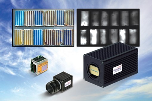 SWIR Cameras For Photovoltaic Inspection
