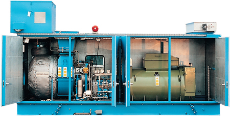 With 99 3 Percent Start Reliability Full Load Throw On Capacity And Minimal Maintenance Requirements Dresser Rand S Kg2 Gas Turbine Is Ideal For Stand By