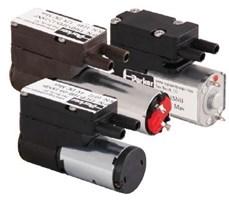 Air/Gas Micro Diaphragm Pumps: T2-03 Series