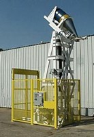 Lift & Seal, Lift & Dump, Drum Discharging System