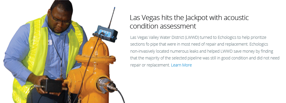 Case Study: Winning Big In Las Vegas With Acoustic Condition Assessment