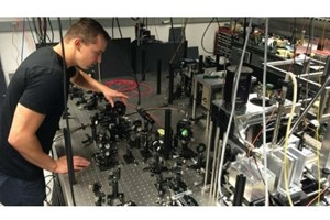 Macroscopic Quantum Entanglement Achieved At Room Temperature