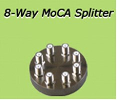 8 Way MoCA Splitter: 75PD-168