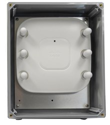 TerraWave Under-the-Seat Wi-Fi Solution with Access Point and 6 TerraWave Bantam Antennas