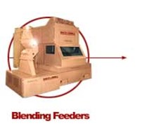 Blending Feeders