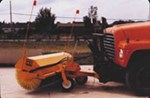 Truck Mounted Hydraulic Sweeper