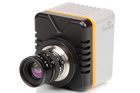 High-Resolution, Compact InGaAs SWIR Camera: Bobcat-640