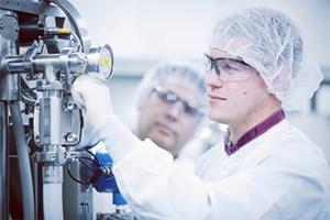 Drug Substance Manufacturing
