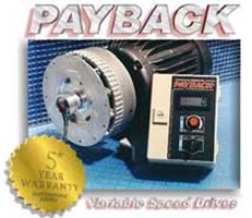 New Patented & Proven Technology - The EASY Way for Variable Speed!