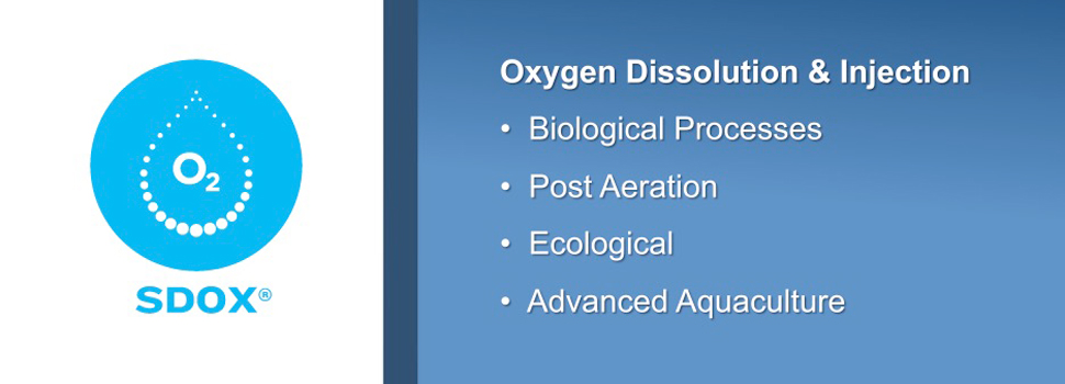 SDOX® Dissolved Oxygen Solutions