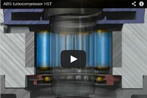 Video Demo: ABS turbocompressor HST